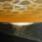 De zee kust Den Helder